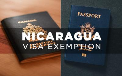 Nicaragua's Visa Exemption