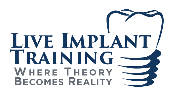 Live Implant Training ™  Work on Patients Dental Courses