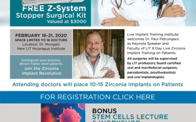 Learn to place Zirconia implants on patients